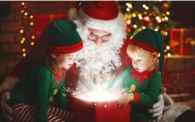 Exclusive Interview with Santa's Elves