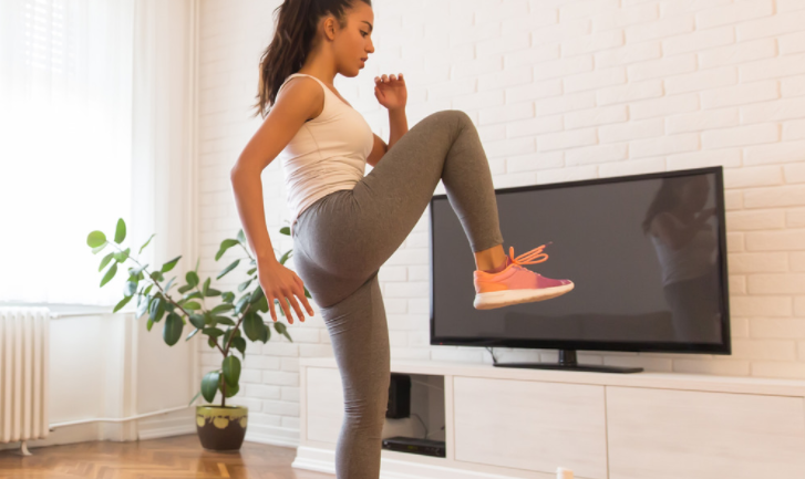 Home Fitness Has Evolved