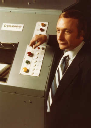 Meet the Godfather of Aesthetic Lasers