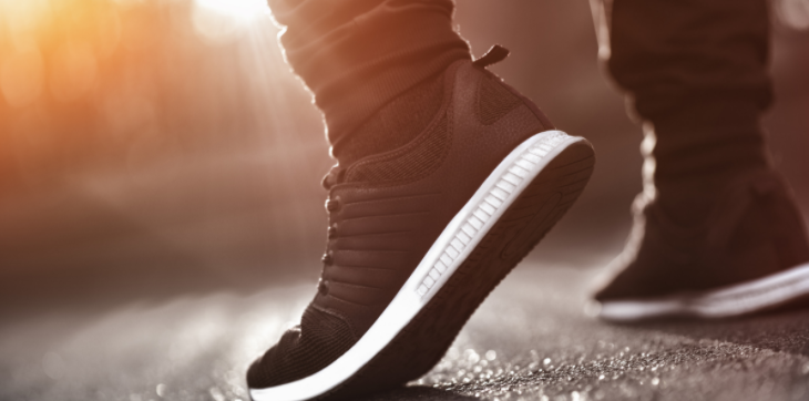 Footwear Arms Race: High Tech Sneakers Give Runners An Edge