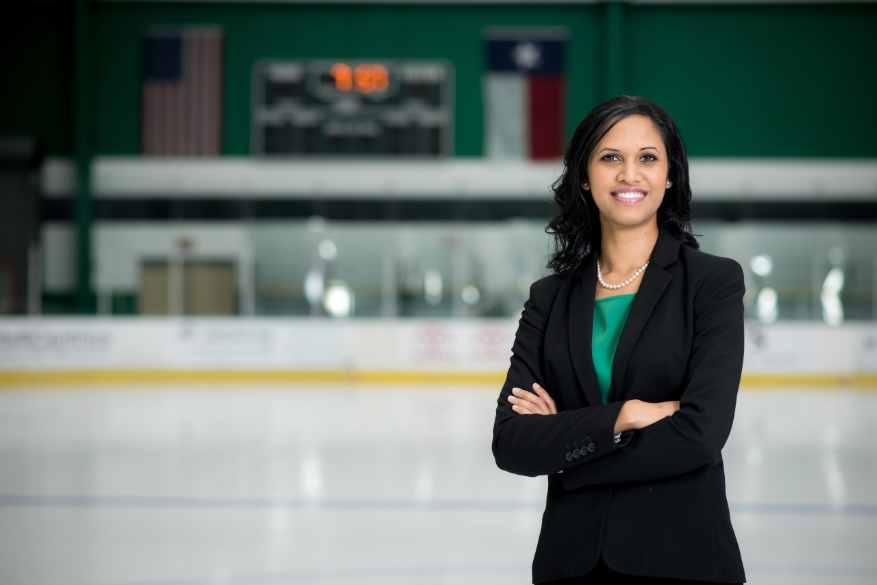 """""""There's always a team to support you"""" – A sports medicine overview with Dr. Rathna Nuti"""