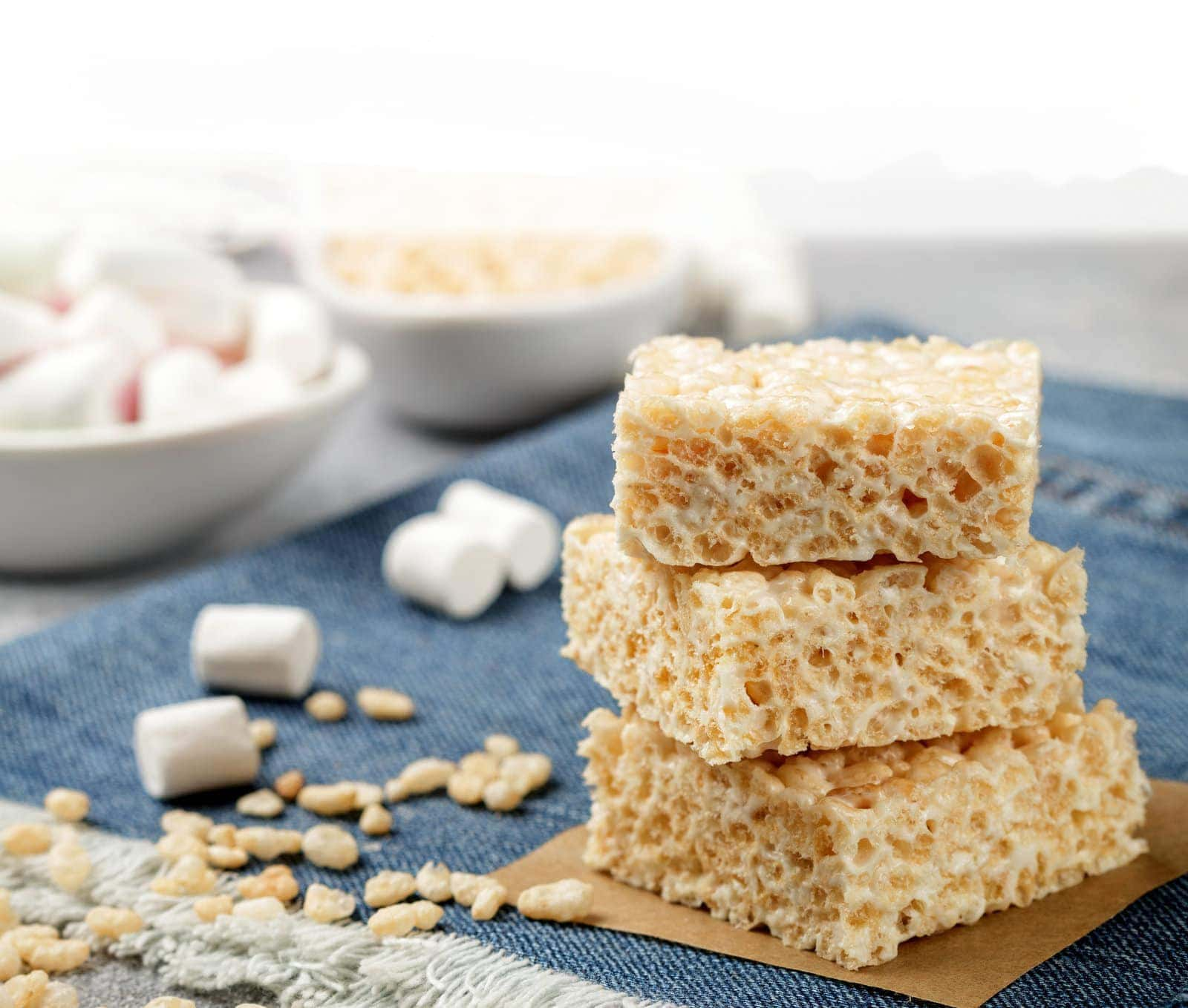 Should You Eat a Rice Krispies Treat Before Working Out?